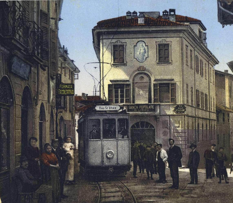 Mendrisio, historical picture